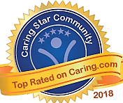 "Home Care Lexington NC - TenderHearted Home Care Named ""Caring Star of 2018"" for Senior Care Service Excellence"
