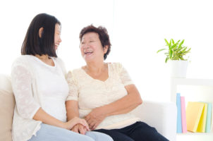Home Care Services Lexington NC - Coping with Guilt as a Distance Caregiver