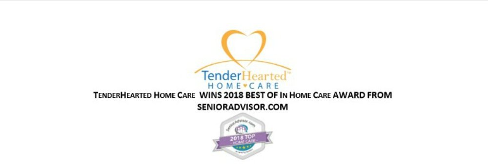 Home Care Services Salisbury NC - TenderHearted Home Care - 2018 One of the Best of In Home Care Award Winner