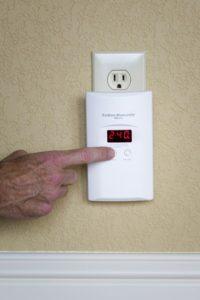 Caregiver Salisbury NC - Carbon Monoxide Safety - What Do You Do if Your Dad's Detectors Go Off?