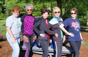 Home Care Services Concord NC -Parkinson's Move It Walk in Charlotte