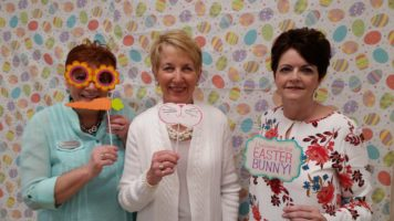 Home Care Salisbury NC - Parkinson's Hat's Off to Spring Event
