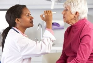 Elderly Care Lexington NC - Elderly Adults Benefit from National Eye Exam Month
