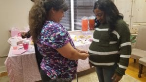 Homecare Salisbury NC - TenderHeart Home Care Threw a Baby Shower
