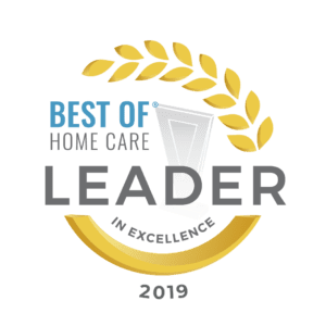 2019 Best of Home Care Leader in Excellence Award