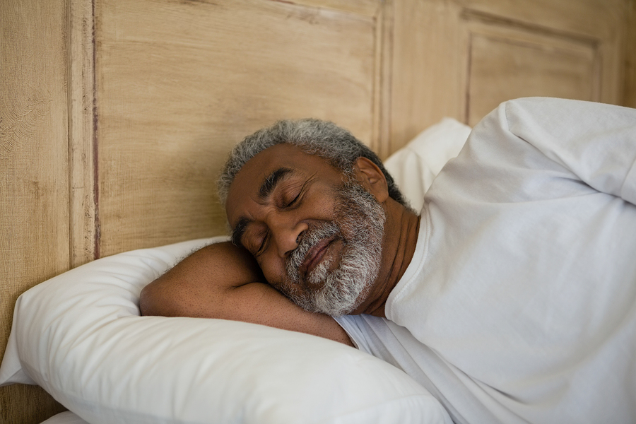 We can help our elderly parents get better sleep at night!